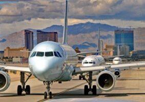 airport aircraft
