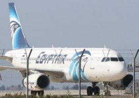 Egyptair citizens