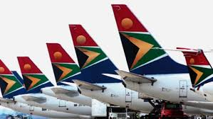 SAA Ramasia south airways