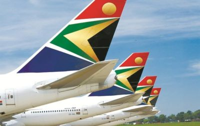 SAA TAAG Africa routes airways