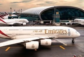emirates UAE aviation routes