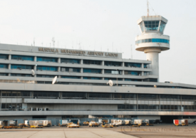 visa-on-arrival equipment senate FAAN terminals aviation