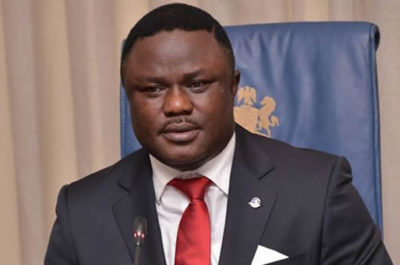 Cross River governor, Bakassi ayade NIMET Cross River State Governor Sir Ben Ayade has appealed to President Muhammadu Buhari to help in the actualization of the Superhighway