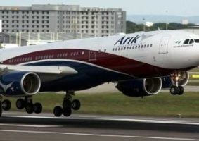 Arik engine goes to aero AMCON Airlines