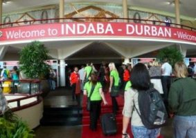 Tourism in South indaba Statistics