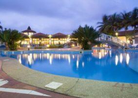 La Palm Royal beach hotel offers