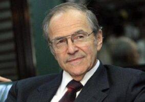 Princeton N. Lyman, the former U.S. Ambassador to Nigeria and South Africa