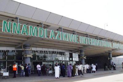 abuja travellers airport industry passenger