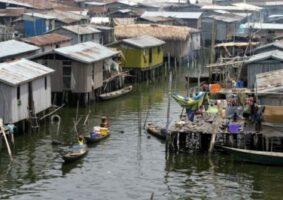 Makoko venice of Lagos