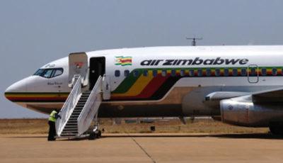 Airzim in cash airlines Zimbabwe