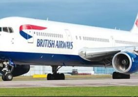BA survey British Accra Airbus
