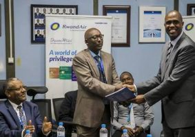 Rwandair ceo