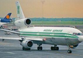Nigerian aviation aircraft
