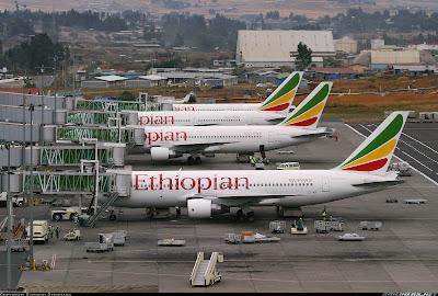 airport Ethiopian