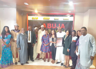 Abuja travellers tourism ncac