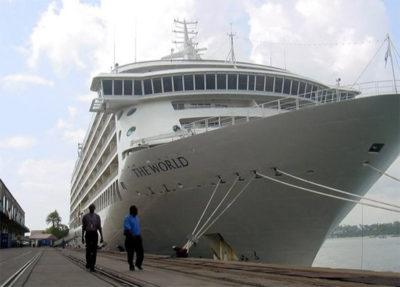 cruise Traveltek Peregrine Jamaican