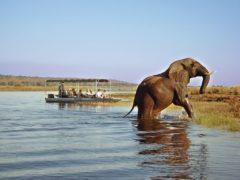 Botswana places