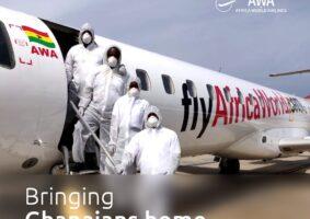 Ghanaians AWA
