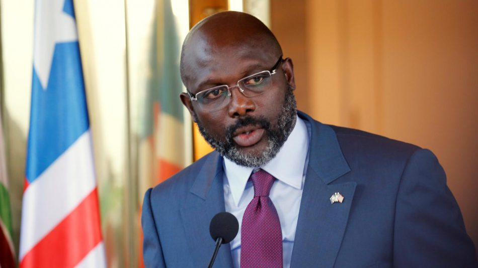 Liberian Weah