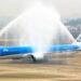 KLM network