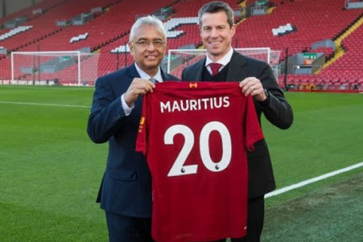 Liverpool , Mauritius