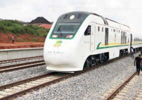 rail train CCECC Amaechi apapa
